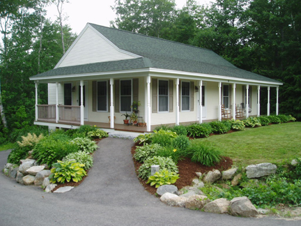 A Cut Above Landscaping is family owned and operated serving the Lakes  Region for many years. Living here, surrounded by the beauty of the lakes  and ... - A CUT ABOVE LANDSCAPING NEW HAMPSHIRE LANDSCAPERS LANDSCAPE