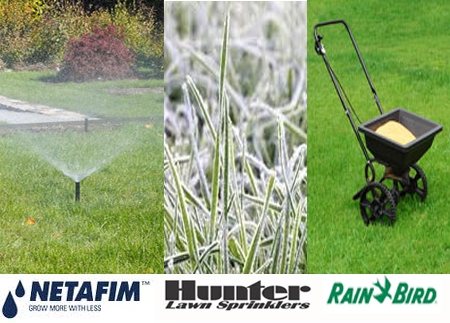 New Hampshire Sprinkler System Installations